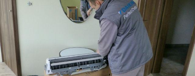 Сервиз на климатици Daikin от оторизирания дилър Марси ПКМ