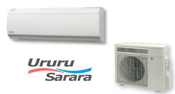 Климатици Daikin Ururu Sarara от Марси ПКМ - мултифункционална система