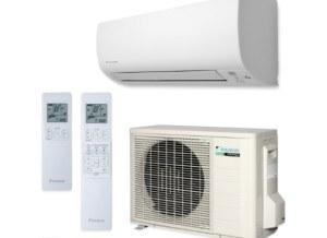 Климатик Daikin Professional FTXS20K-25K-35K-42K-50K, Марси-ПКМ