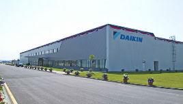 Завод на Daikin в Чехия