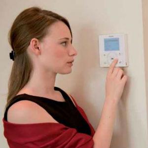 Daikin Altherma - лесен контрол на климатичната система