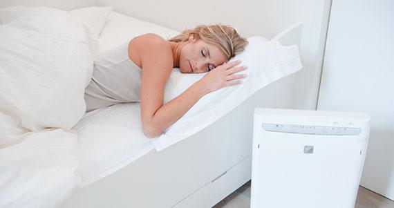 Свеж въздух за цялото семейство с въздухопречистватели Daikin Air Purifier