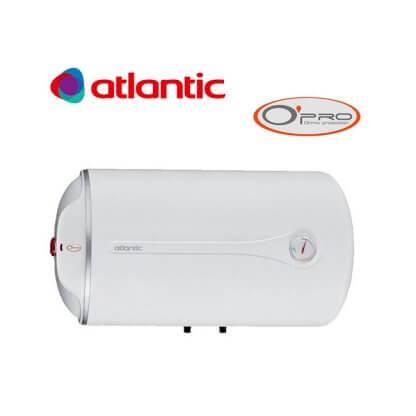 Atlantic O'Pro+ 50 л електрически бойлер за хоризонтален монтаж