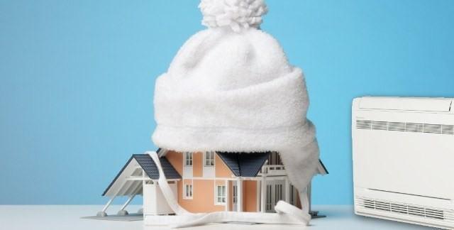 Подов климатик Дайкин отличен избор за зимата