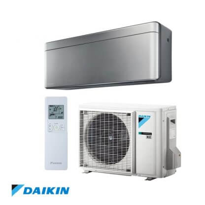 Климатик Daikin Stylish FTXA20AS, сребрист