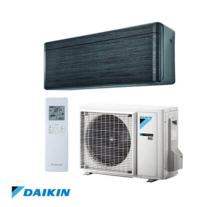 Климатик Daikin Stylish FTXA20AT, дървесен