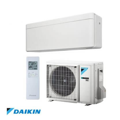 Инверторен климатик Daikin Stylish FTXA20AW, бял