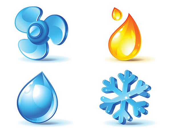 Климатици - функции