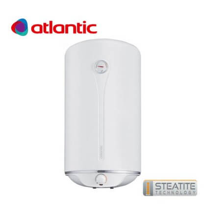 Atlantic Steatite Turbo 80 л, eлектрически бойлер с керамичен нагревател