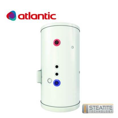 Електрически бойлер със серпентина Atlantic Combi Steatite 200 л, подов монтаж
